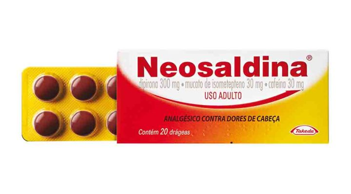Neosaldina - Precisa de Receita? Para que serve e efeitos colaterais