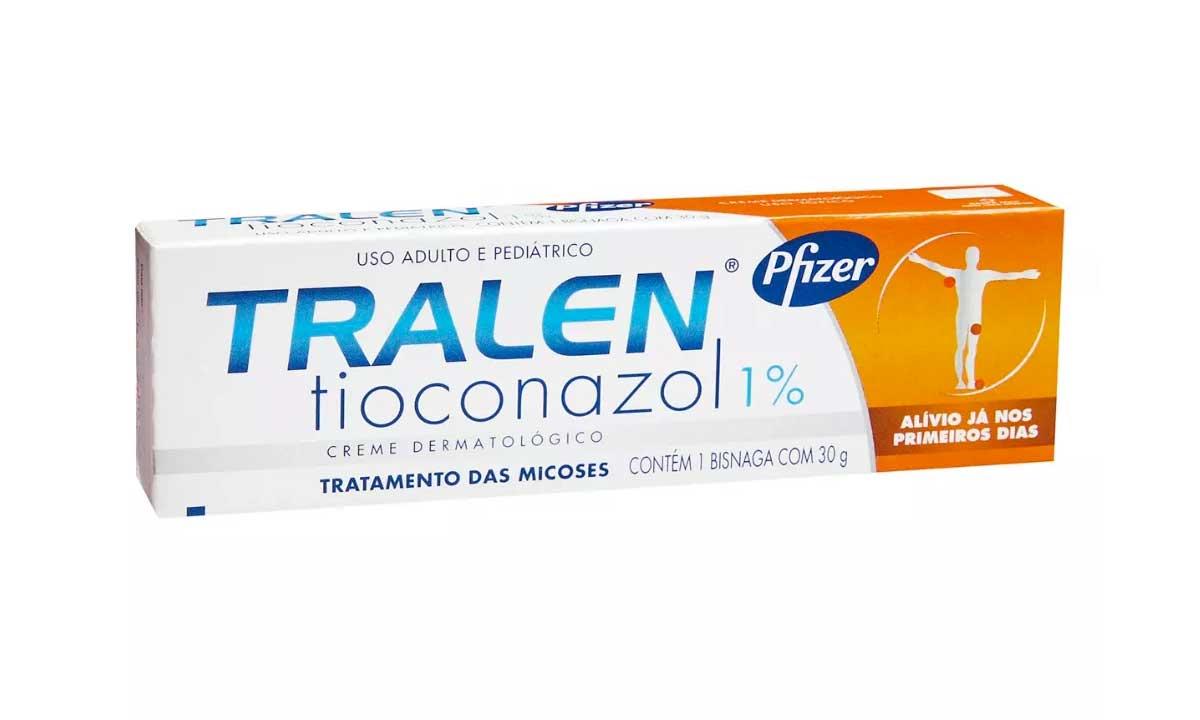 Pomada Vaginal Sem Receita - Tioconazol